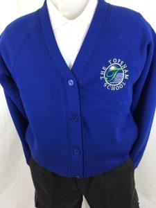 Topsham Primary School Cardigan