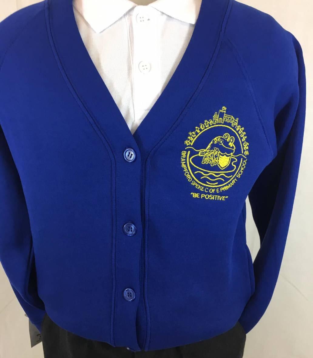 Brampford Speke Primary School Cardigan