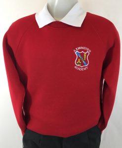 Axminster Primary Academy School Sweatshirt