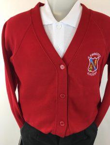 Axminster Primary School Cardigan