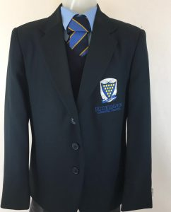 Budehaven School Girls Jacket