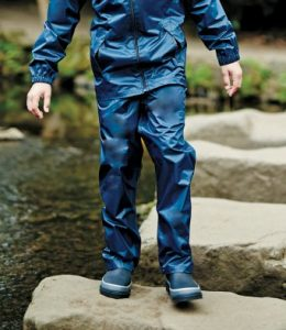 Regatta Kids Pro Stormbreak Waterproof Overtrousers