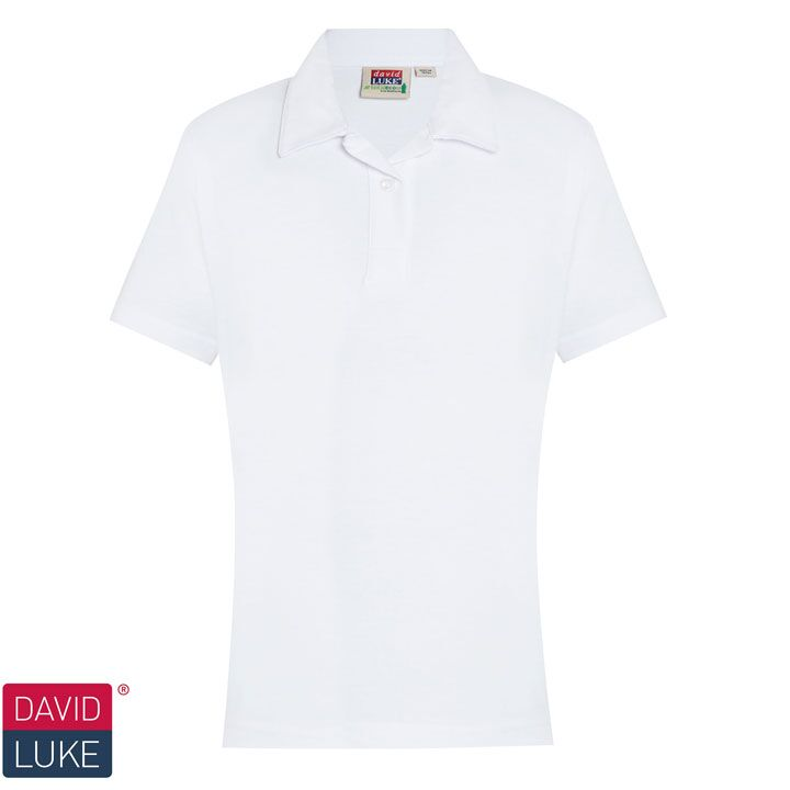 Girls Fitted Polo Shirt