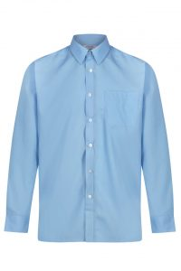 Long Sleeve - Non-Iron School Shirt -Twinpack (Trutex)
