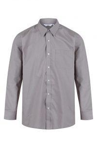 Long Sleeve - Non-Iron School Shirt -Twinpack (Trutex)