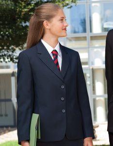 Girls Designer School Jacket - Beau Brummel