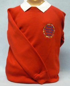Redhills Primary School Sweatshirt