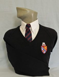St Peters High School V-Neck Pullover