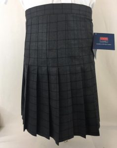 Tartan Check Skirt