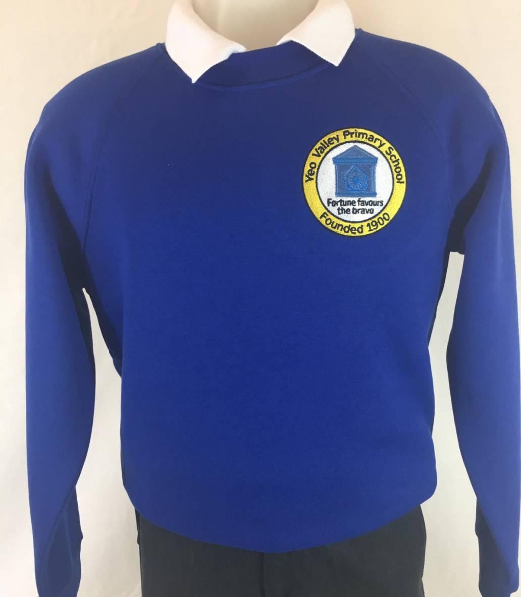 Yeo Valley Primary School Sweatshirt
