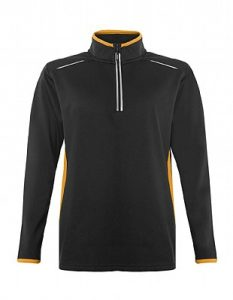 Chulmleigh Community College ¼ Zip Training Top