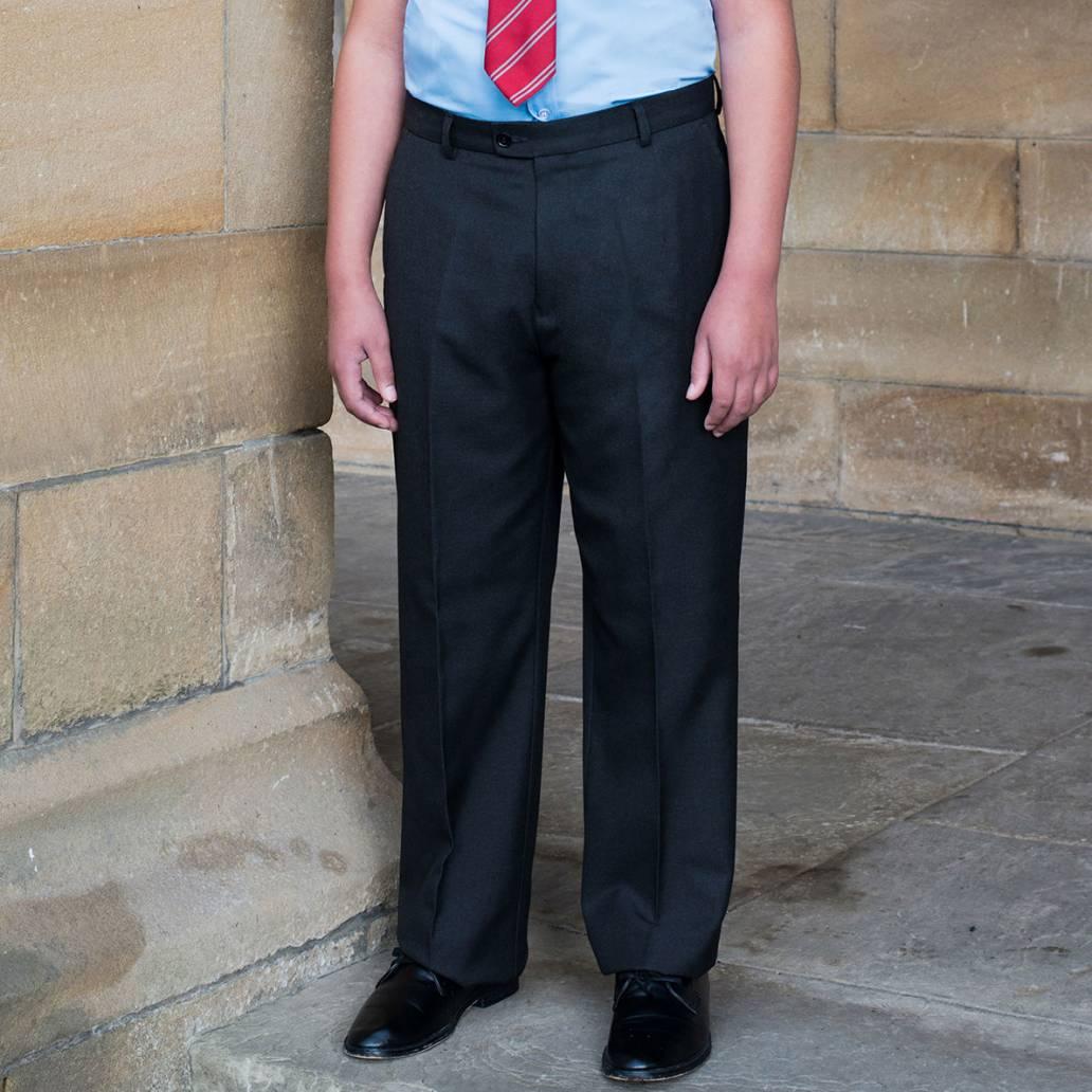 Trutex Sturdy Fit School Trousers with Internal Adjuster