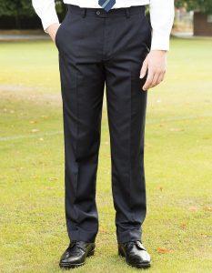 Aspire Boys Flat Front School Trousers