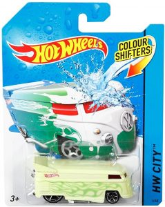 HOT WHEELS COLOUR SHIFTER