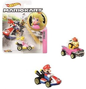 HOT WHEELS MARIO KART VEHICLE ASSORTMENT -GBG25
