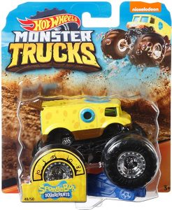 HOT WHEELS MONSTER TRUCK ASSORTED1:64 - FYJ44
