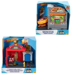 Hot Wheels City Playset - FRH28