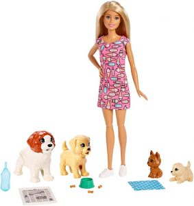 BARBIE DOGGY CAYCARE