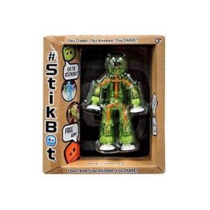 STIKBOT CLEAR COLOURS