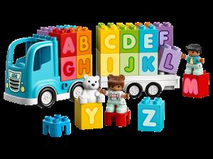 LEGO ALPHABET TRUCK - 10915