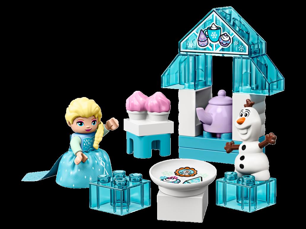 LEGO ELSA AND OLAF'S TEA PARTY - 10920