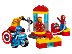 LEGO SUPER HEROES LAB - 10921
