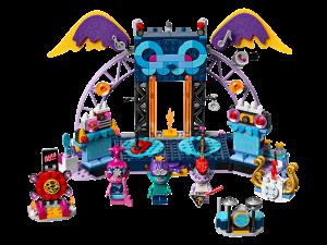 LEGO VOLCANO ROCK CITY CONCERT - 41254