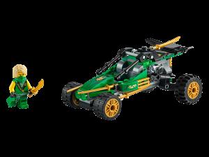 LEGO JUNGLE RAIDER - 71700