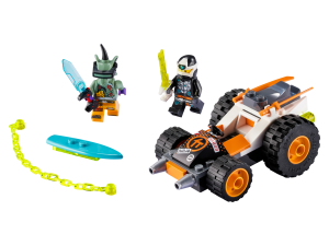 LEGO COLE'S SPEEDER CAR - 71706