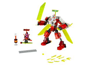 LEGO KAI'S MECH JET - 71707