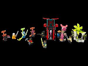 LEGO GAMER'S MARKET - 71708