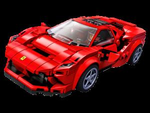 LEGO FERRARI F8 TRIBUTO - 76895