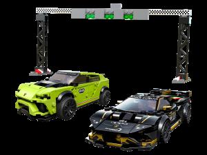 LEGO LAMBORGHINI TWIN PACK - 76899