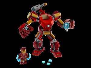 LEGO AVENGERS IRON MAN MECH - 76140