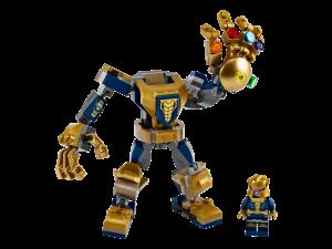 LEGO AVENGERS THANOS MECH - 76141