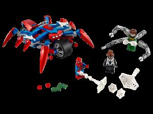 LEGO SPIDERMAN VS DOC OCK - 76148