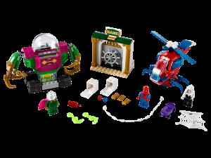 LEGO THE MENACE OF MYSTERIO - 76149