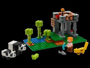 LEGO THE PANDA NURSERY - 21158