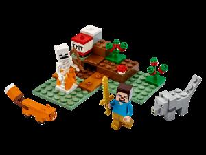 LEGO THE TAIGA ADVENTURE - 21162