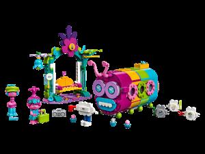LEGO RAINBOW CATERBUS - TOYMASTER EXCLUSIVE - 41256