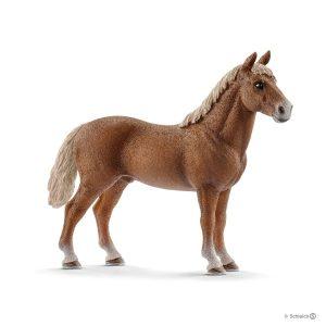 SCHLEICH MORGAN HORSE STALLION - 13869