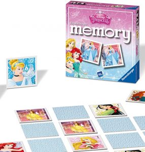 DISNEY PRINCESS MINI MEMORY GAME
