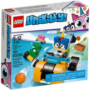 Lego Unikitty Prince Puppycorns Trike