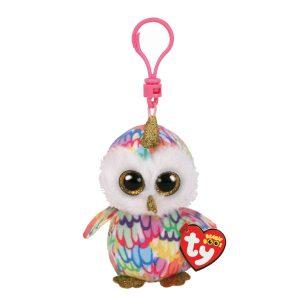 ENCHANTED OWL-UNICORN BOO CLIP