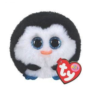 TY PUFFIES - WADDLES PENGUIN