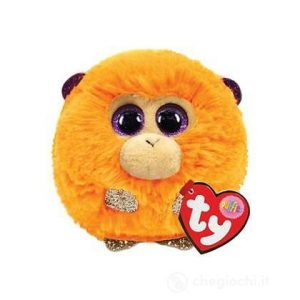 TY PUFFIES COCONUT MONKEY