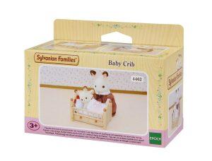 Sylvanian Families Baby Crib Set