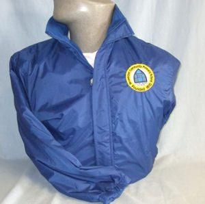 Broadclyst Primary Reversible School Fleece