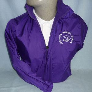 Christow Primary Reversible School Fleece