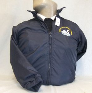 Clyst St Mary Primary School Reversible Fleece